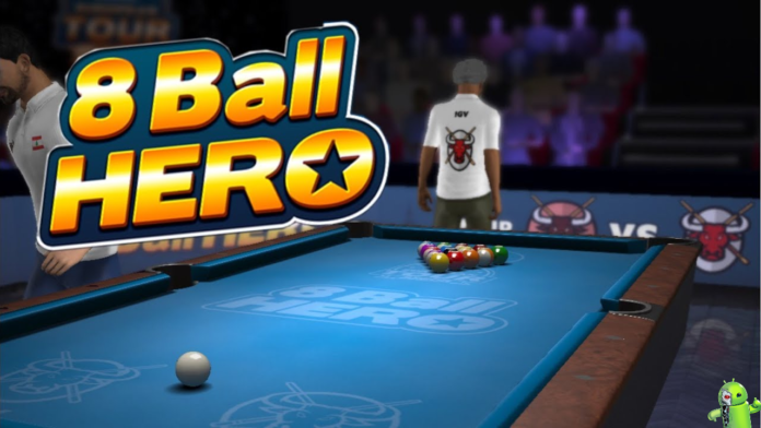 8 Ball Hero Disponível para Android