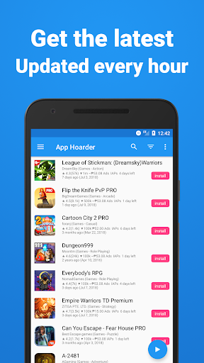 App Hoarder - Paid Apps on Sale for Free