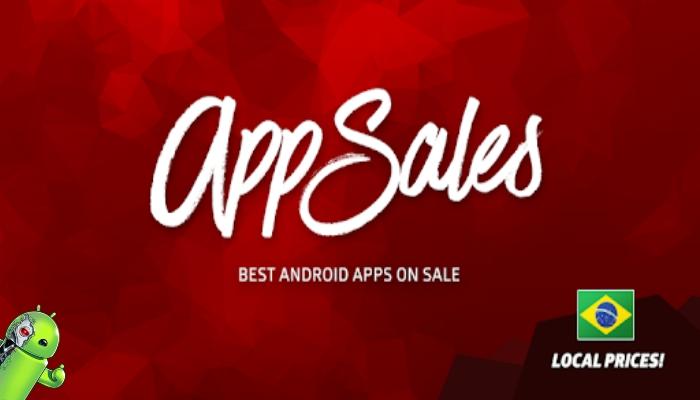 AppSales. Apps em Promoção