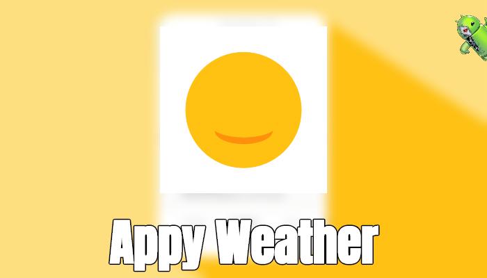 Appy Weather (Powered by Dark Sky)