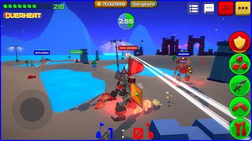 Armored Squad: Mechs vs Robots Online Action