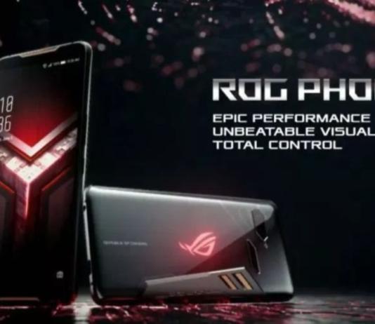 Asus ROG Phone 2 poderá vir com um display de 120 Hz