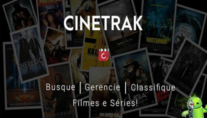 CineTrak: Seu Diário de Filmes e Séries