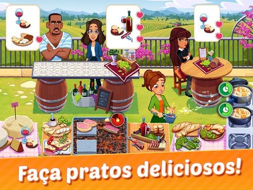 Delicious World - Jogo de Culinária