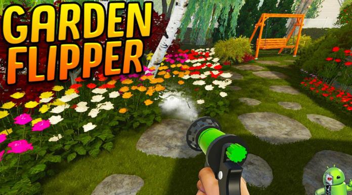 Garden Flipper Disponível para Android