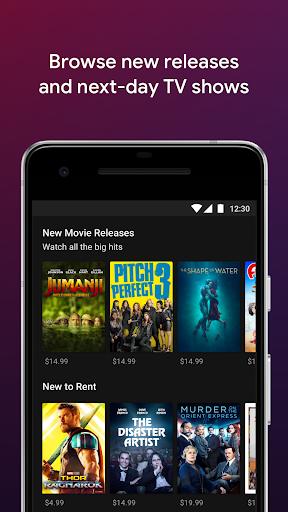 Google Play Filmes