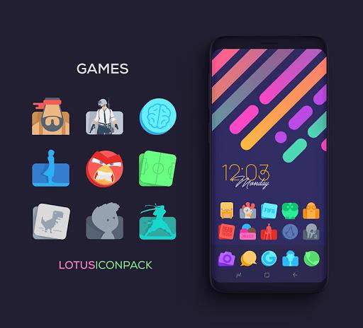 Lotus Icon Pack