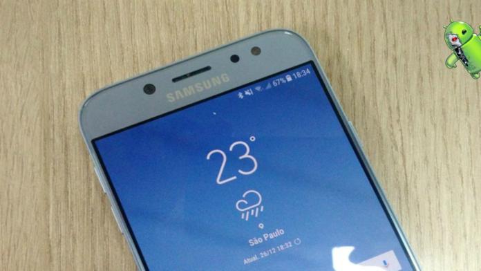 Samsung-Galaxy-J7-Pro-recebendo-atualização-do-Android-Pie