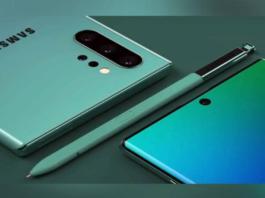 Samsung Galaxy Note 10 chegando em 7 de agosto