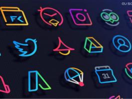 Top melhores pacotes de ícones para Android