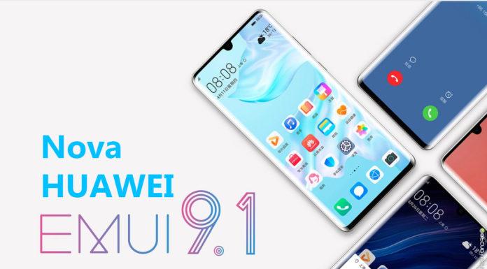 Veja Quando e Quais Aparelhos da Huawei Serão Atualizados para a EMUI 9.1