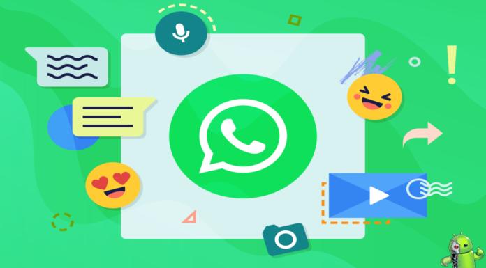 WhatsApp está testando o compartilhamento de status com Facebook e outras redes sociais