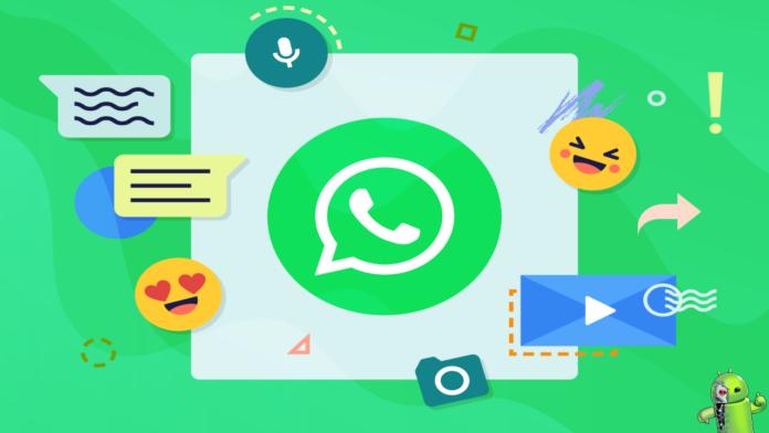 Whatsapp Está Testando O Compartilhamento De Status Com