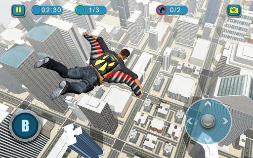 Wingsuit Flight Simulator - 3D Flying Game