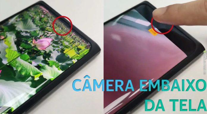 Xiaomi e Oppo Mostram Smartphones com Tecnologia de Câmera Embaixo da Tela CAPA