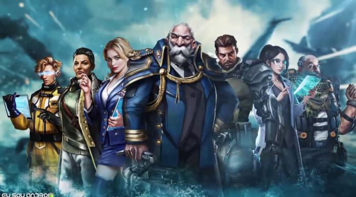 Sea Fortress - Epic War of Fleets disponível para Android
