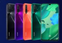 Huawei nova 5, nova 5 Pro e nova 5i são lançados oficialmente