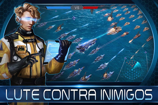 Sea Fortress - Epic War of Fleets disponível para Android