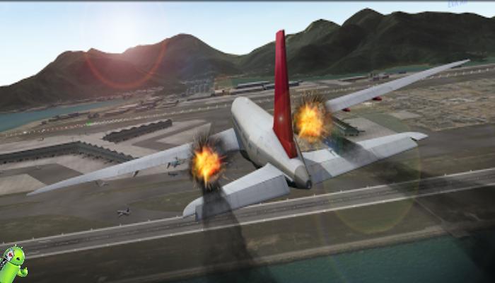 AIRLINE COMMANDER - Uma experiência de voo real