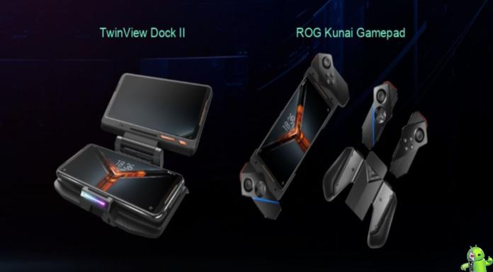 Asus ROG Phone II é oficialmente anunciado com tela HDR de 120Hz e Snapdragon 855+
