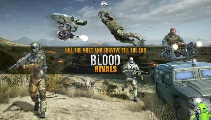 Blood Rivals: Battleground Jogos de Tiro
