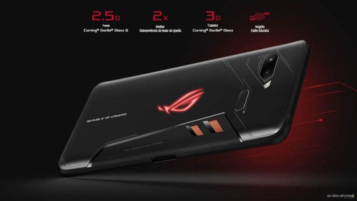 Confirmado! Asus ROG Phone 2 chegando oficialmente em 23 de julho