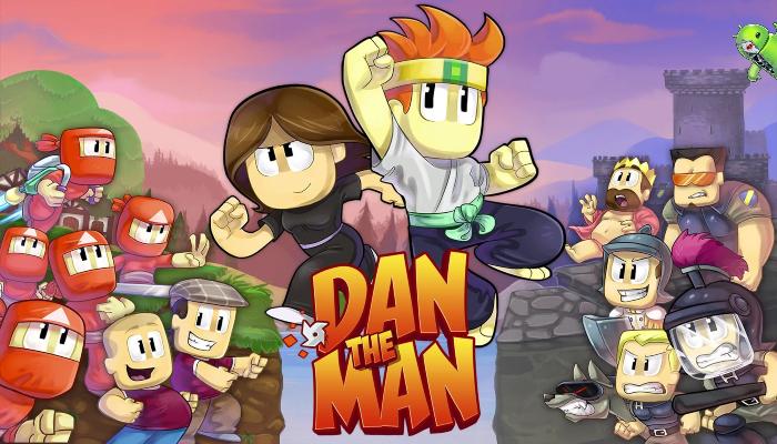 Dan the Man: Action Platformer