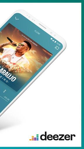 Deezer: Ouvir Música Online, Playlists e Rádio