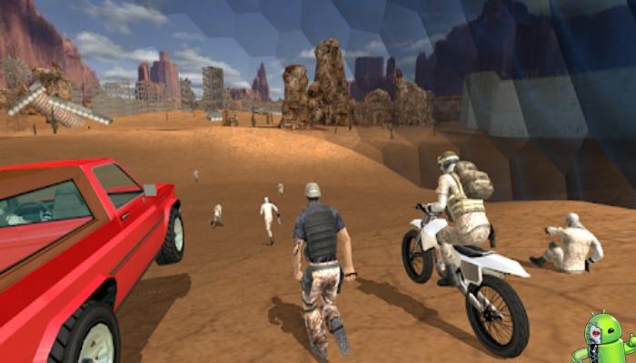 Desert Battleground