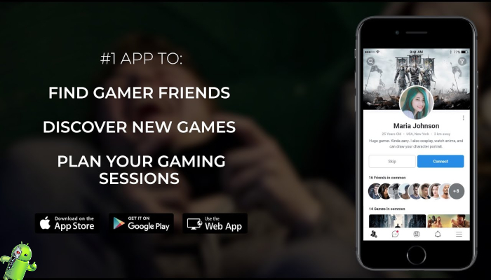 GameTree – Gamer Discovery Network