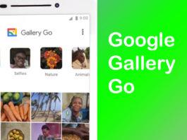 Google Lança Gallery Go Uma Versão Mais Leve Offline do Google Fotos capa