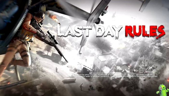 Last Day Rules: Survival