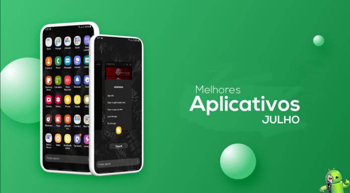 Melhores aplicativos de julho 2019