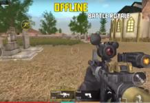 Melhores jogos Battle Royale OFFLINE para Android