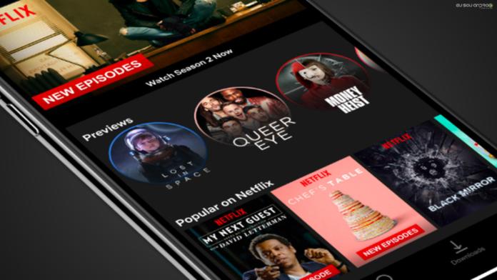 Neflix terá um plano de streaming somente para dispositivos móveis
