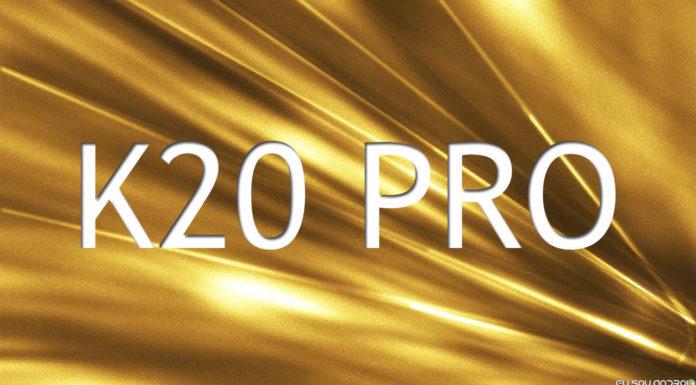 Nova Versão Banhada a Ouro do Redmi K20 Será Lançada Amanhã! capa