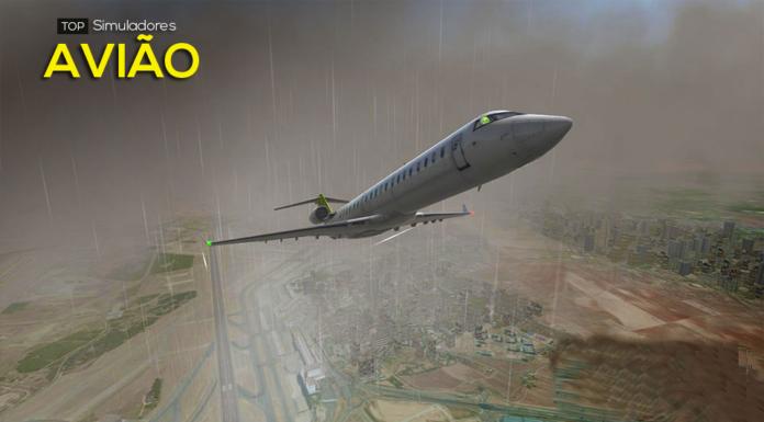 Os melhores simuladores de Avião para Android 2019