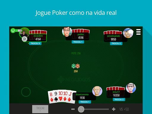 Poker Fechado - 5 Card Draw
