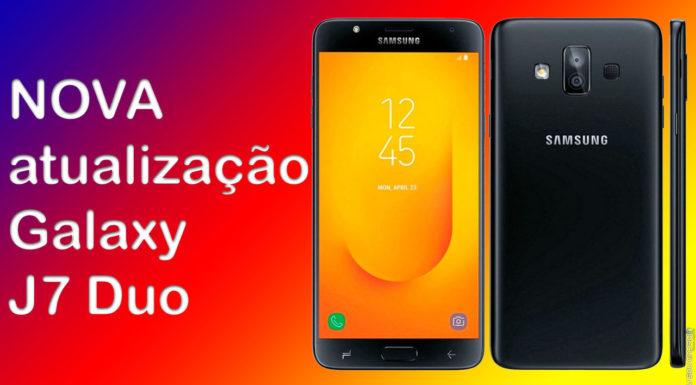 Samsung Galaxy J7 Duo Recebe Atualização Para Android Pie capa