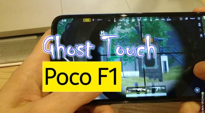 Sofre com Ghost Touch no Seu Pocophone A Xiaomi Quer o Seu Aparelho!