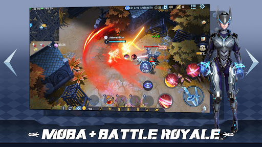 Jogos Battle Royale de arrasar