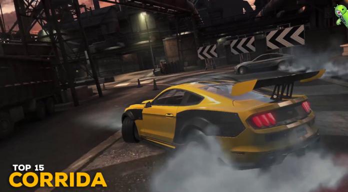 TOP 15 melhores jogos de corrida para Android