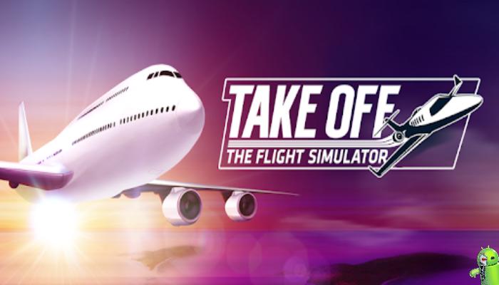 Take Off Flight Simulator