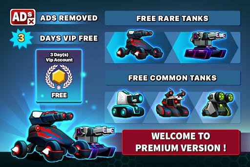 Tank Raid Online Premium