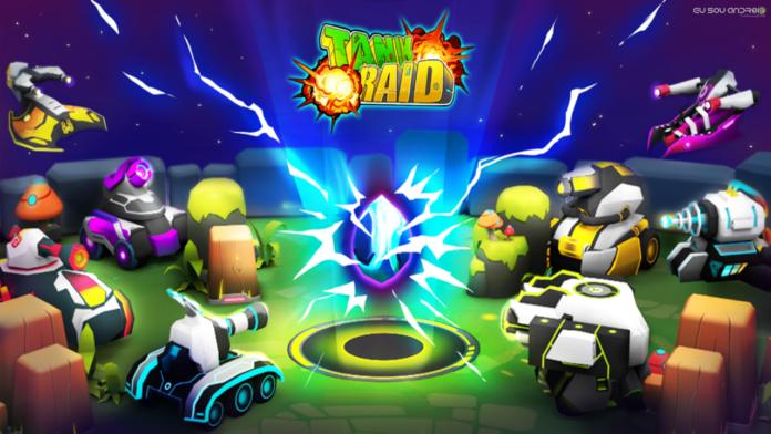Tank Raid Online Premium Disponível para Android
