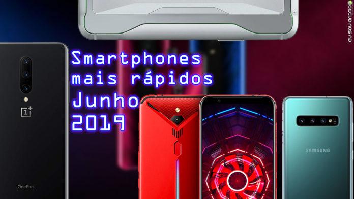Veja Quais São os Smartphones Mais Rápidos de Junho de 2019 Segundo o AnTuTu capa