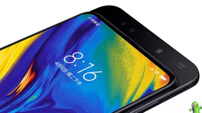 Xiaomi Mi MIX 4 5G aparece na TENAA