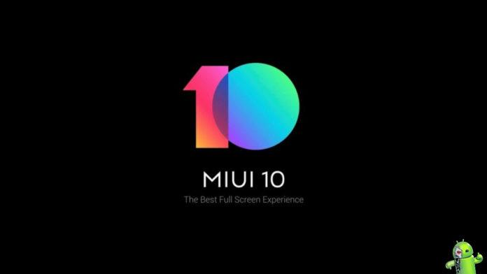 Xiaomi inicia o lançamento do MIUI 10 Android Q beta