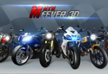 Moto Fever HD Disponível para Android