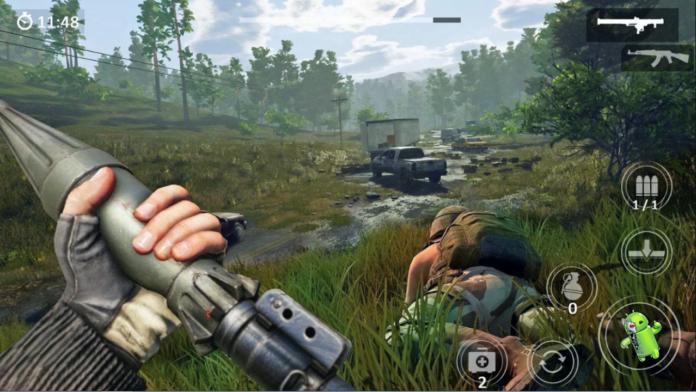 Sniper Go: Assassino de Elite Disponível para Android